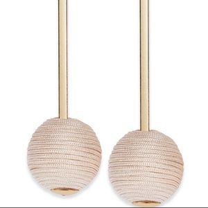 NWT INC drop earrings